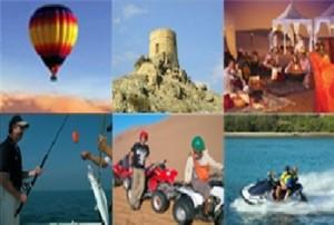 Dubai City Activities