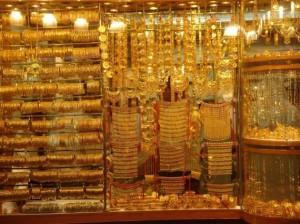 Gold Souk Shopping