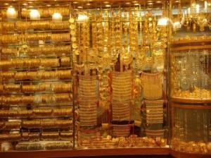 Gold Souk Shopping