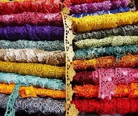 Beautiful Textile Souk