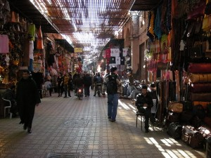 Explore the Beautiful Textile Souk Dubai