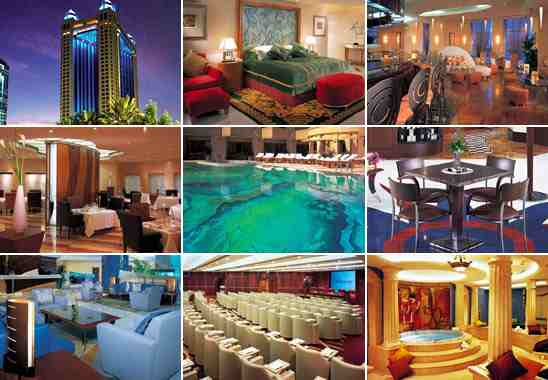 Luxury hotels and hotel apartments in dubai dadabhai for Top five star hotels in dubai