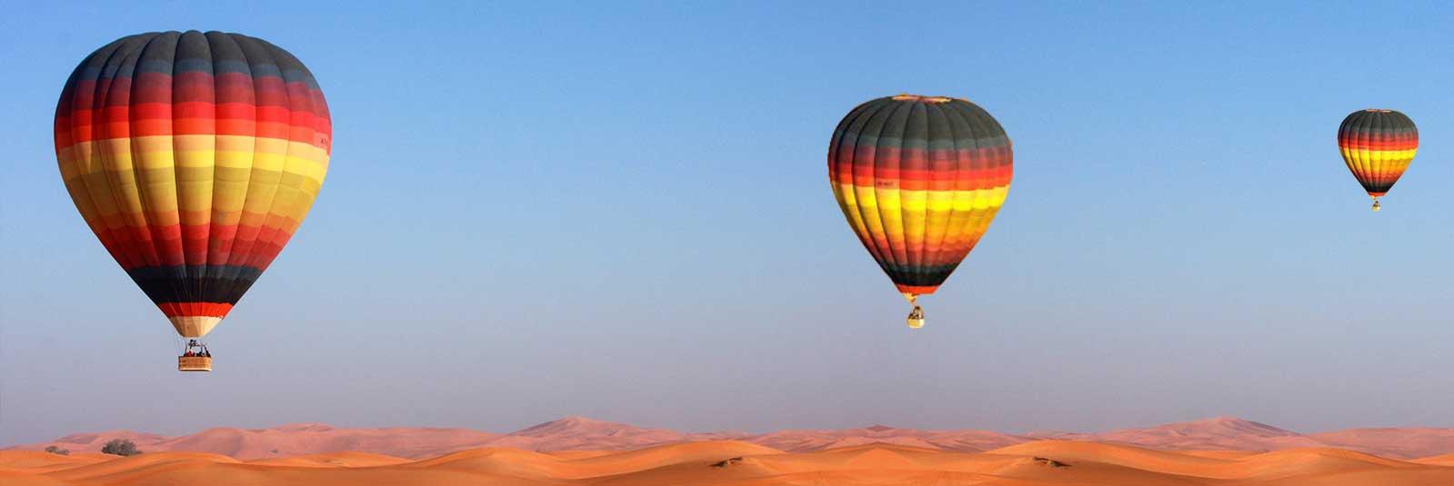 Air-Ballon-Riding