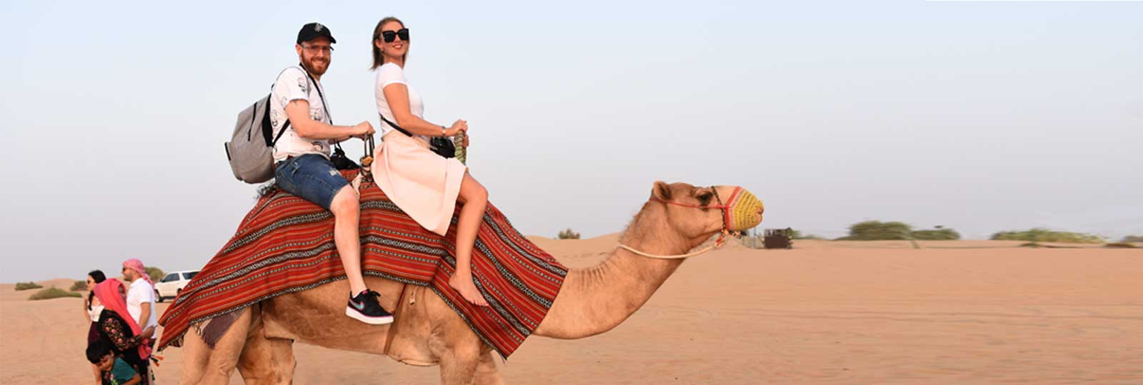 Camel-Desert-Safari-Dubai-Evening