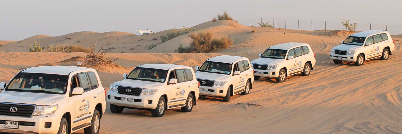 Evening Desert Safari in Dubai with BBQ Dinner & Hotel Transfers
