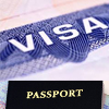 One month visiting visa, travel visa