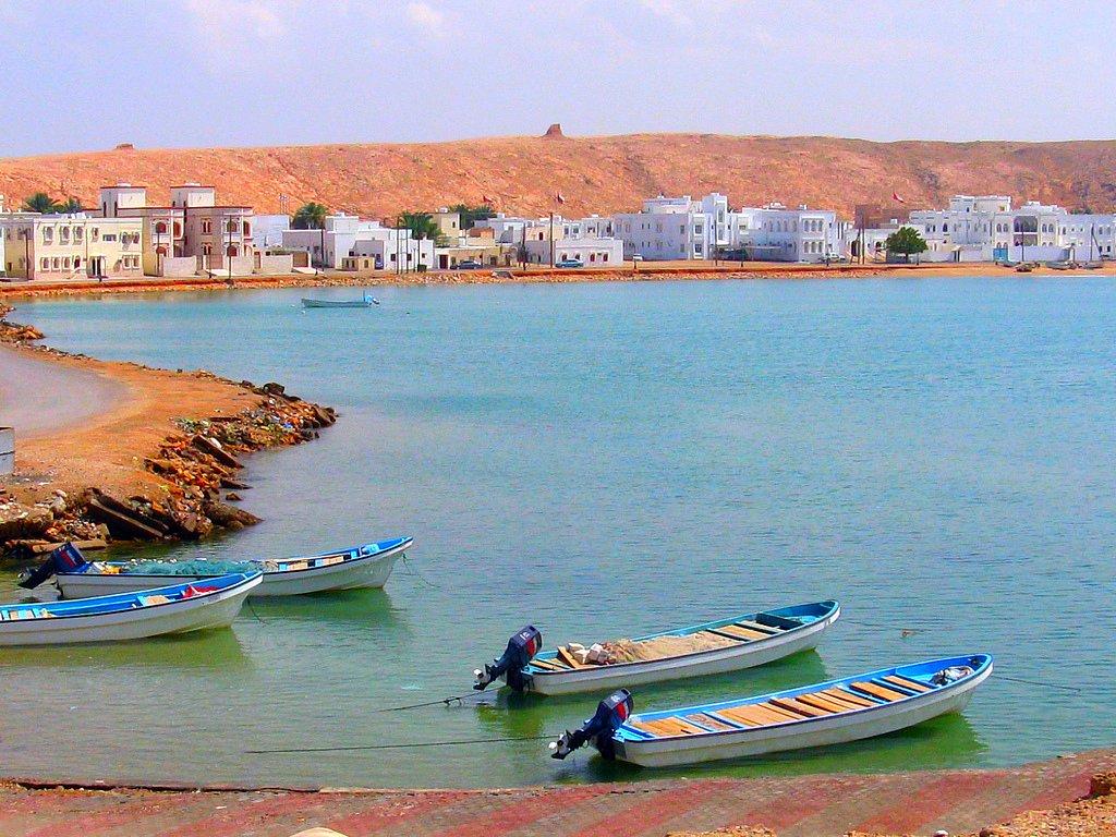 Oman - Breaktime