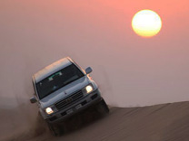 Evening Safari Abu Dhabi