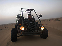 Dune Buggy Safari - Evening